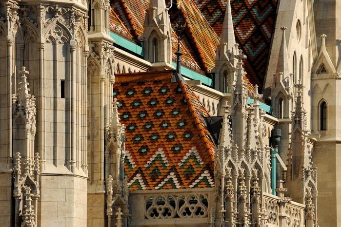 Церковь Святого Матьяша - Будапешт 21800