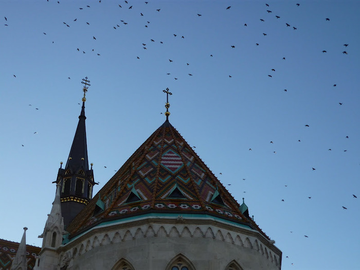 Церковь Святого Матьяша - Будапешт 34764