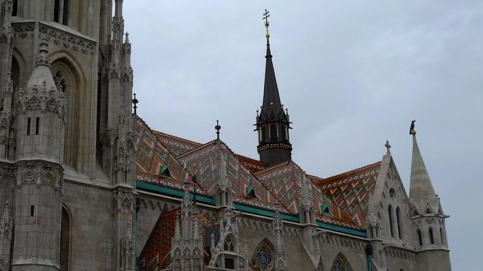 Церковь Святого Матьяша - Будапешт 28440