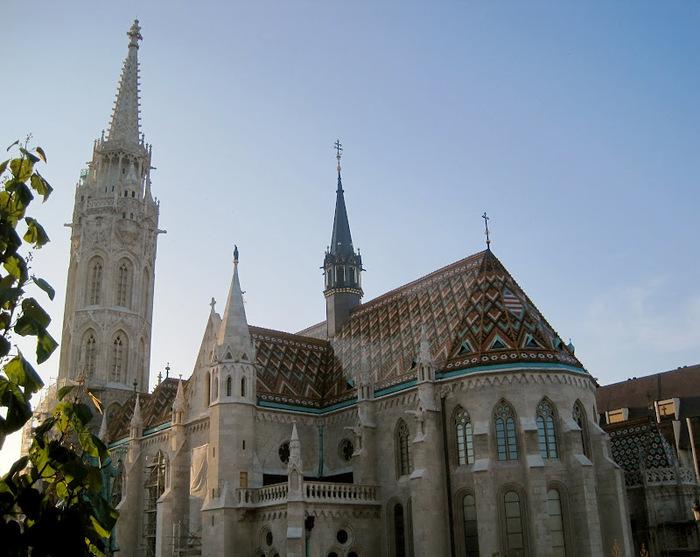 Церковь Святого Матьяша - Будапешт 35408