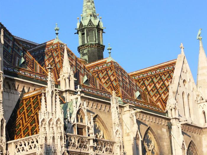 Церковь Святого Матьяша - Будапешт 10357