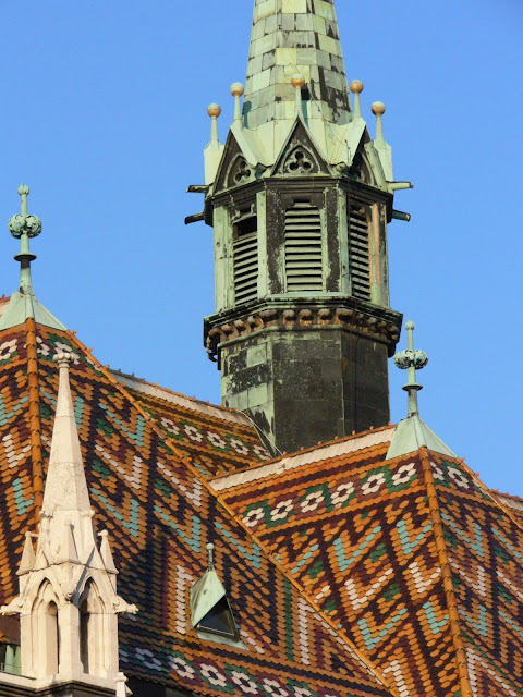 Церковь Святого Матьяша - Будапешт 16589