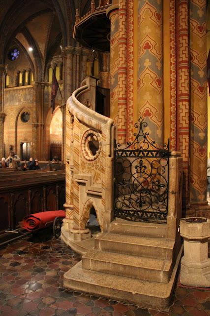 Церковь Святого Матьяша - Будапешт 90672