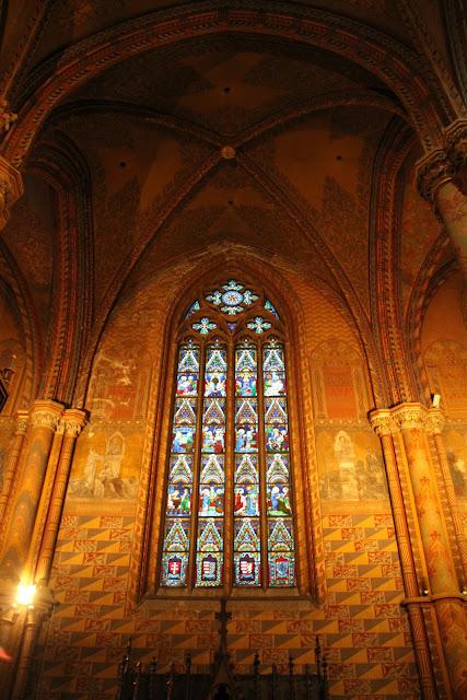Церковь Святого Матьяша - Будапешт 79088