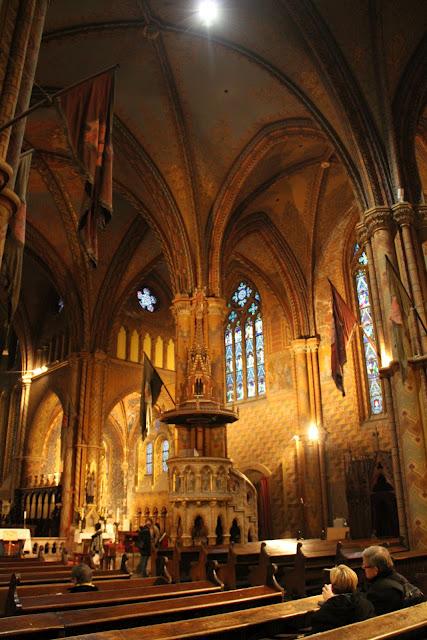 Церковь Святого Матьяша - Будапешт 44320