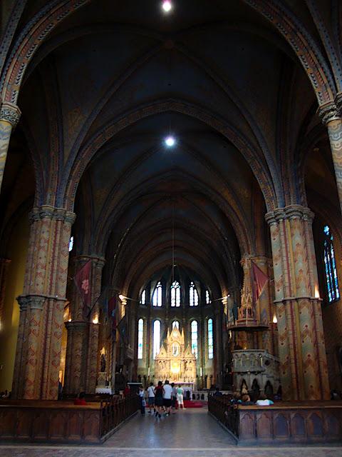 Церковь Святого Матьяша - Будапешт 61912