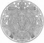 Превью mandalas_ЧЕРЕПАХА (482x477, 182Kb)
