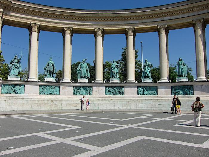 Площадь Героев (Будапешт) 16164