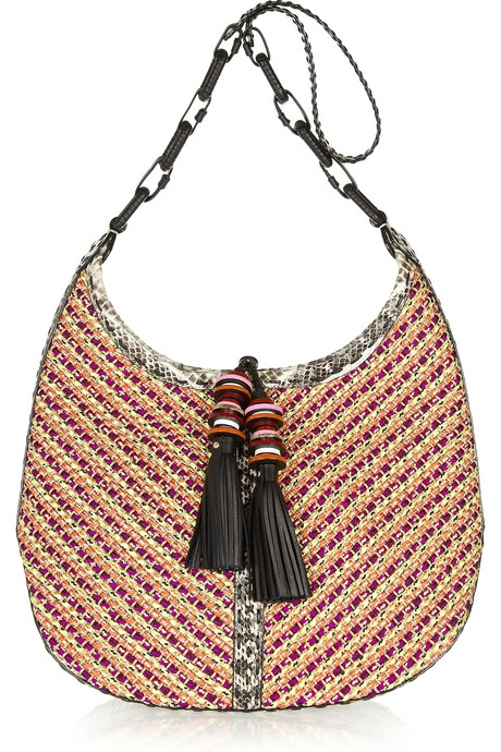 Jimmy_Choo_Lara_elaphe_trimmed_woven_cord_shoulder_bag (460x690, 273Kb)