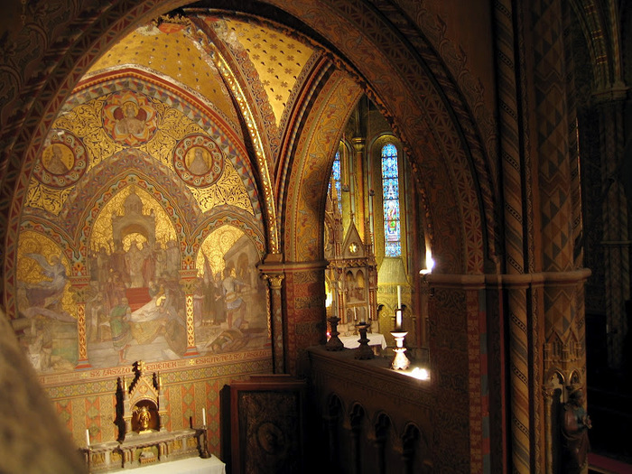 Церковь Святого Матьяша - Будапешт 55699