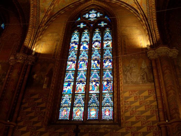Церковь Святого Матьяша - Будапешт 72152