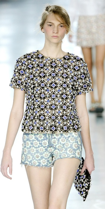 Christopher Kane Spring Summer 2012 (352x700, 109Kb)