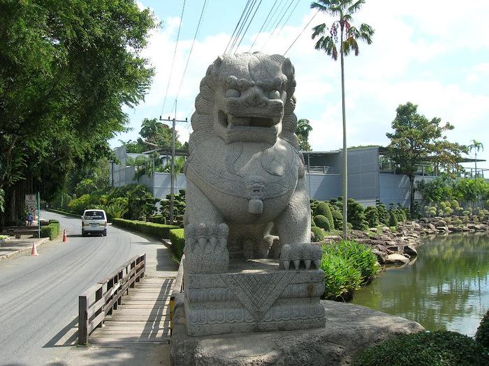 Парк Нонг Нуч (Nong Nooch Tropical Garden) 25637