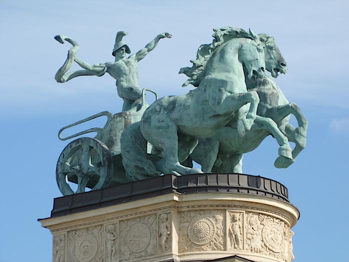 Площадь Героев (Будапешт) 15819
