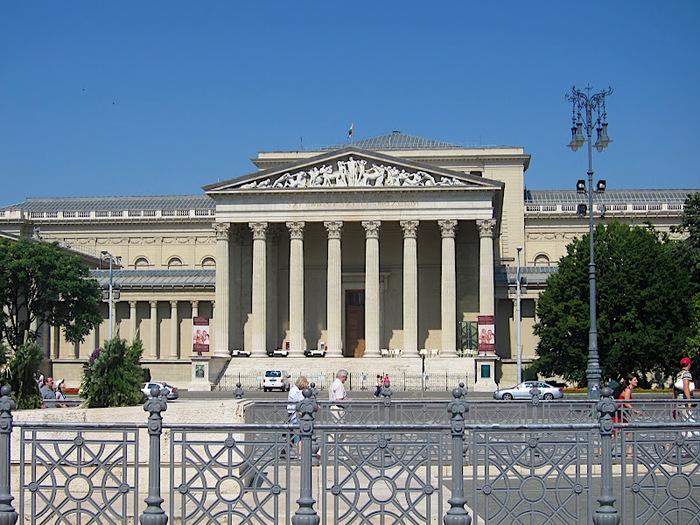 Площадь Героев (Будапешт) 23432