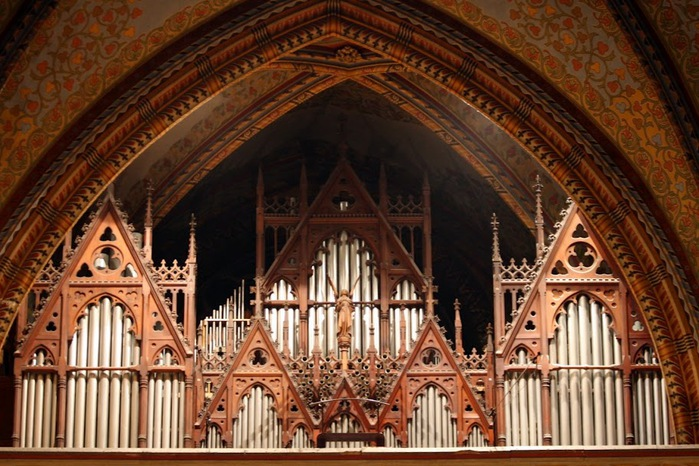 Церковь Святого Матьяша - Будапешт 51845