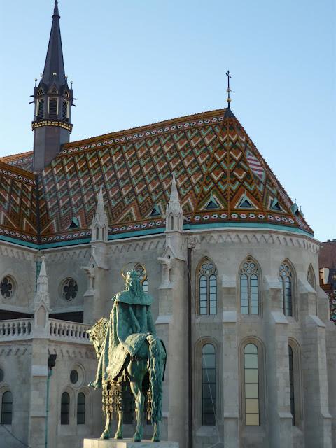 Церковь Святого Матьяша - Будапешт 34847