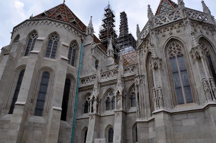Церковь Святого Матьяша - Будапешт 29915