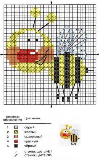 пчелка (318x512, 49Kb)