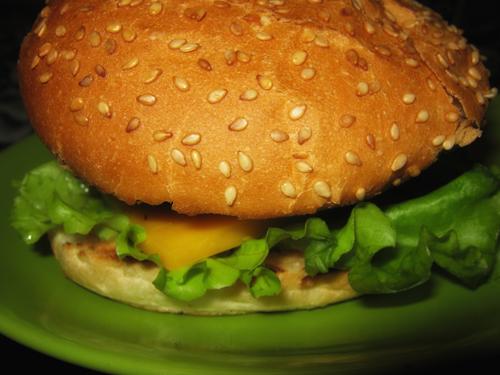 Как сделать чизбургер как в макдональдсе дома