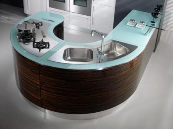 Проект интерьера малогабаритной кухни 6 (600x449, 44Kb)
