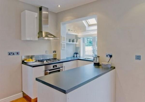 Проект интерьера малогабаритной кухни 9 (600x421, 33Kb)