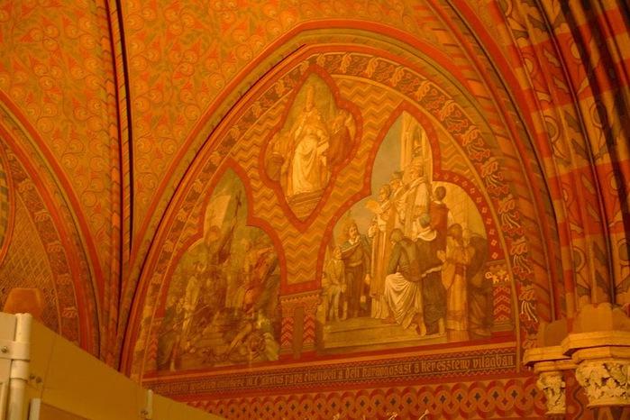 Церковь Святого Матьяша - Будапешт 69936