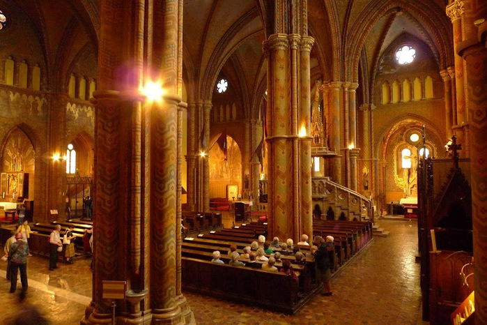 Церковь Святого Матьяша - Будапешт 33352