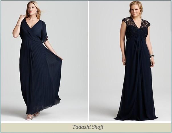 Вечерних платья для полных женщин