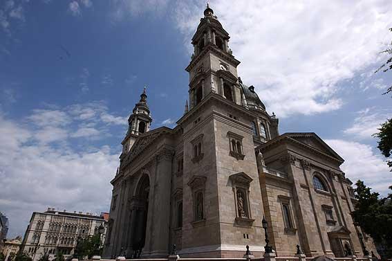 Базилика Святого Иштвана - Szt. Istvan Bazilika, Budapest 21002