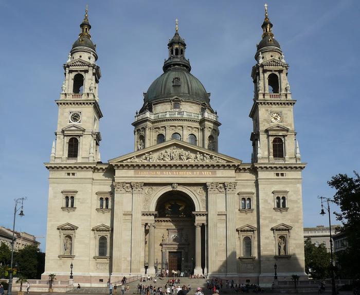 Базилика Святого Иштвана - Szt. Istvan Bazilika, Budapest 67397