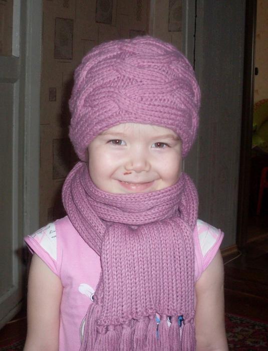 шапка и шарф спицами/3880563_SDC14201 (535x700, 281Kb)
