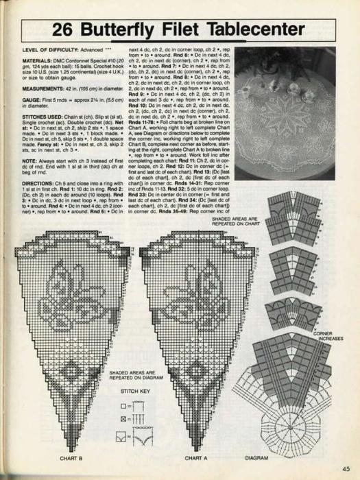 Зонт крючок вязание схема 346