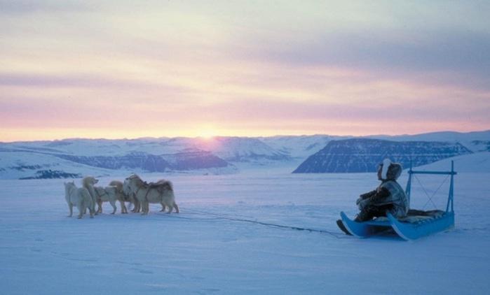 всё о Гренландии,север,эскимосы (700x422, 55Kb)
