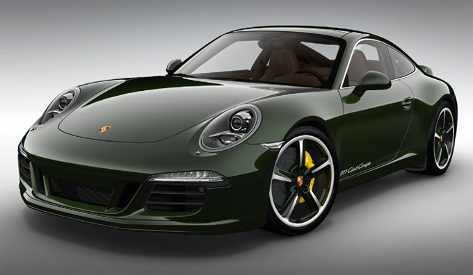 911 Club Coupe фото Porsche (680x396, 83Kb)