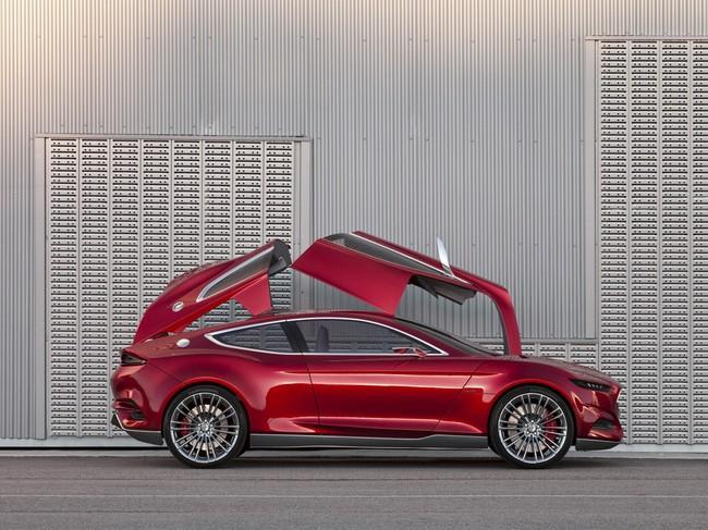 Ford Evos - красивый концепт-кар 2 (650x487, 107Kb)