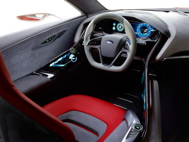 Ford Evos - красивый концепт-кар 18 (650x488, 64Kb)