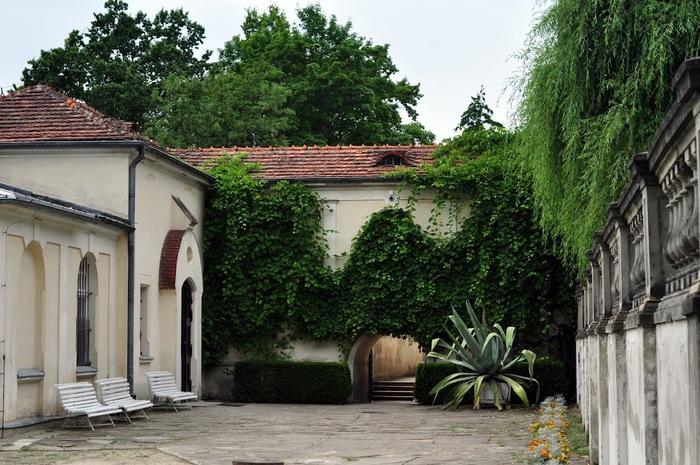 Дворец Рачиньских в селении Рогалин 58512