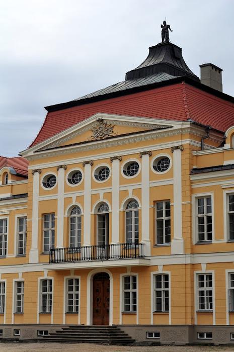 Дворец Рачиньских в селении Рогалин 20145