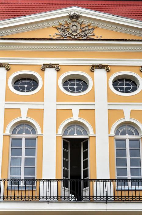 Дворец Рачиньских в селении Рогалин 80474