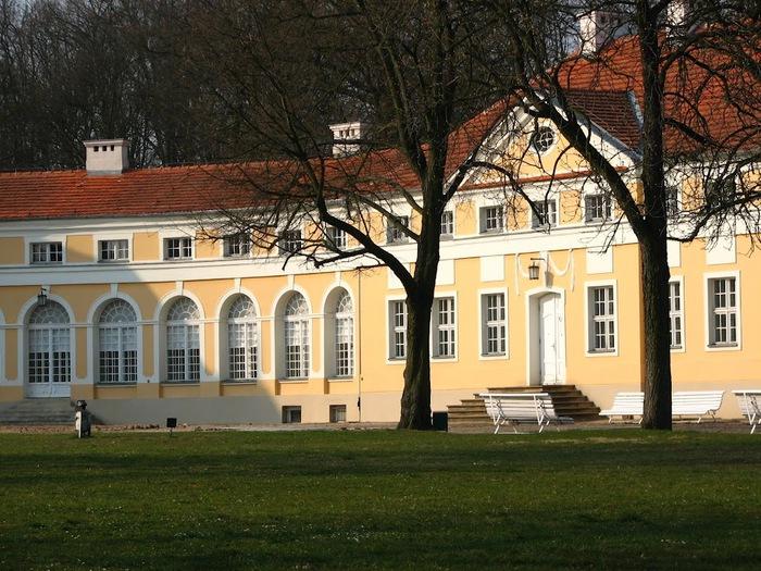 Дворец Рачиньских в селении Рогалин 53683