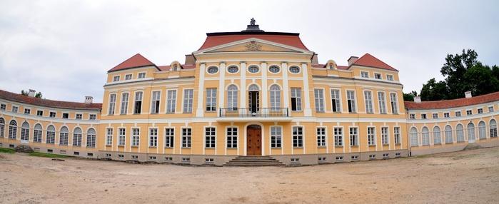 Дворец Рачиньских в селении Рогалин 69930
