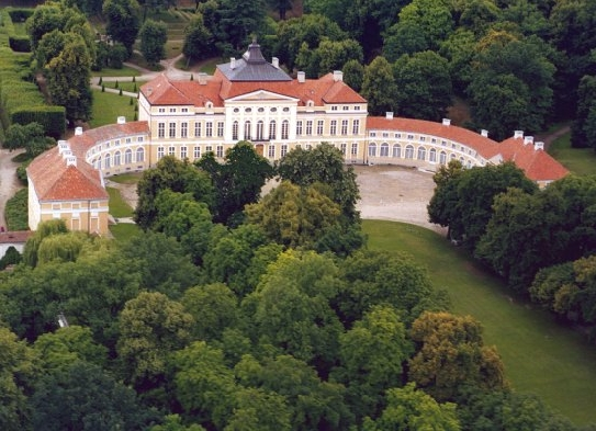 Дворец Рачиньских в селении Рогалин 84093