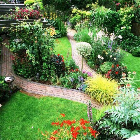 Мой сад огород дизайн