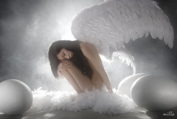ангел с крыльями (604x405, 27Kb)