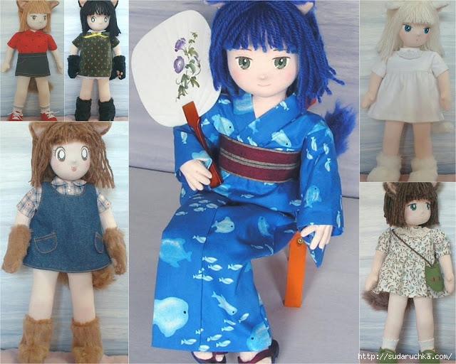 Nekomimi Dolls. (1) (640x512, 227Kb)