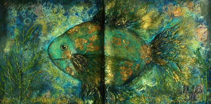 золотая рыбка оригинал плодпись (700x346, 41Kb)