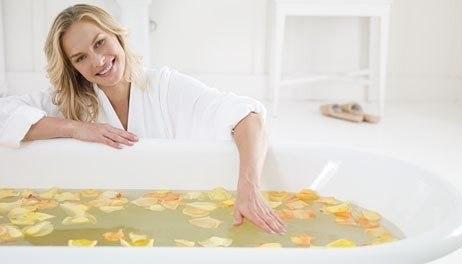 В ванну за красотой (462x264, 15Kb)