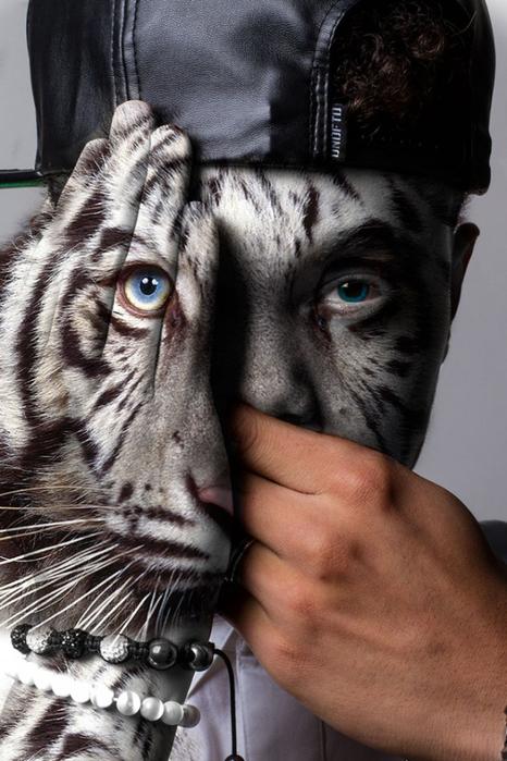 фотопроект Лица диких зверей 6 (466x700, 326Kb)