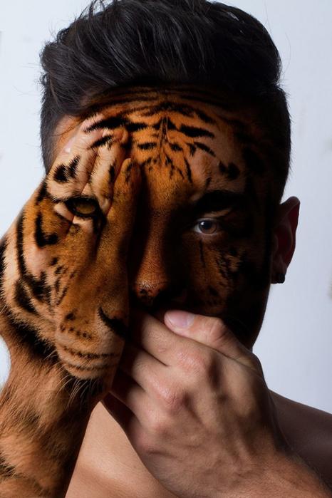 фотопроект Лица диких зверей 8 (466x700, 309Kb)